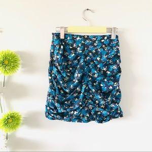 🟡2/$30 | ZARA | draped skirt